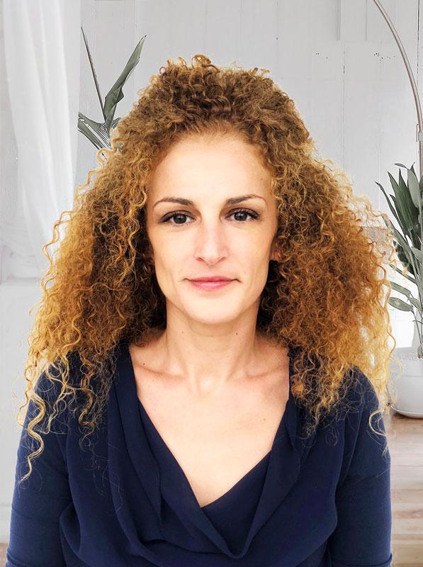 Camilla Bonali: Realizzazione siti web